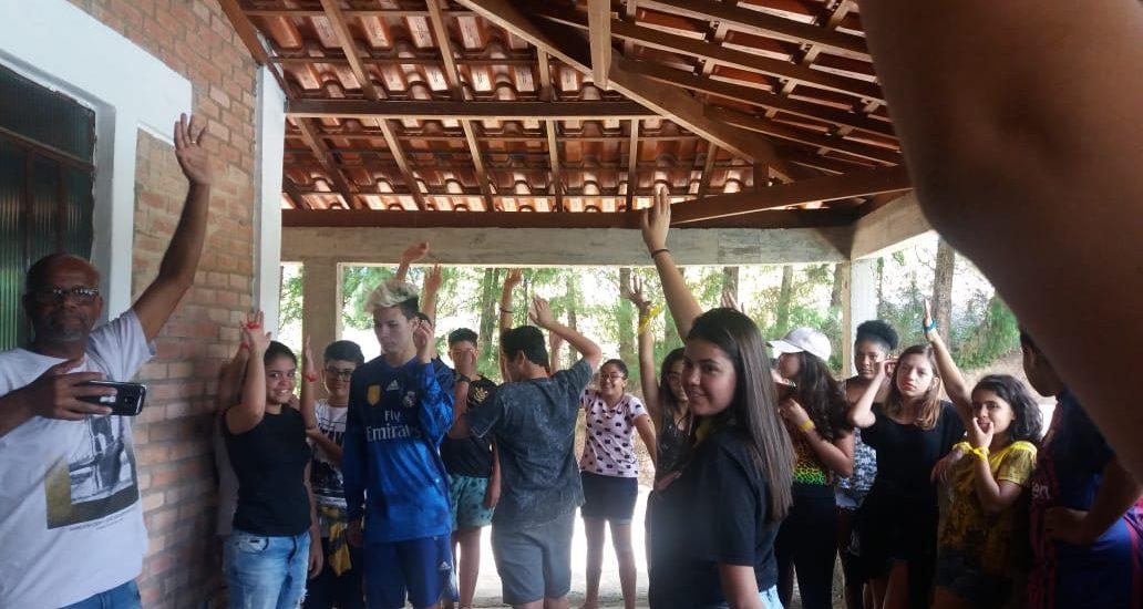 MFC Conselheiro Lafaiete: 1ª Formação de Adolescentes