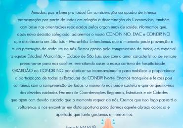 MFC Nacional: Aviso