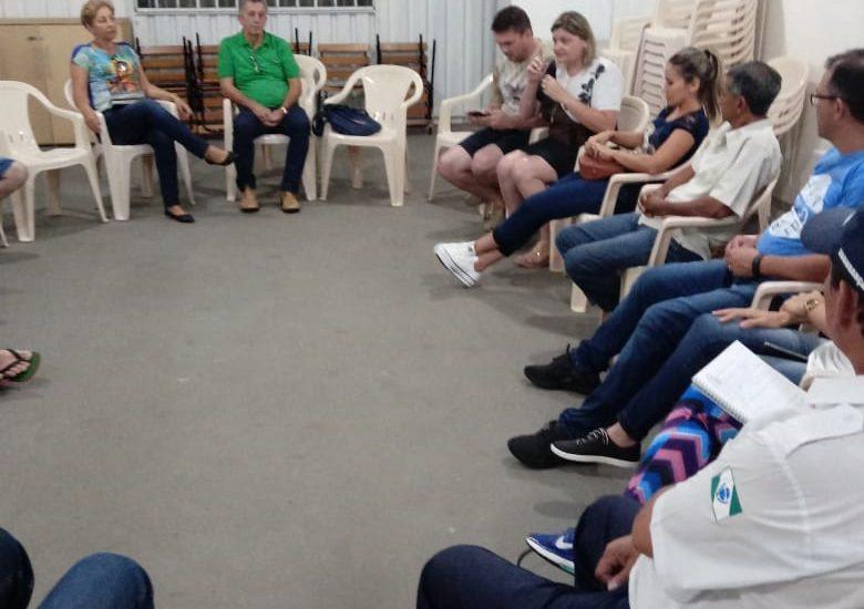 MFC Bom Pastor: Reunião Preparatória