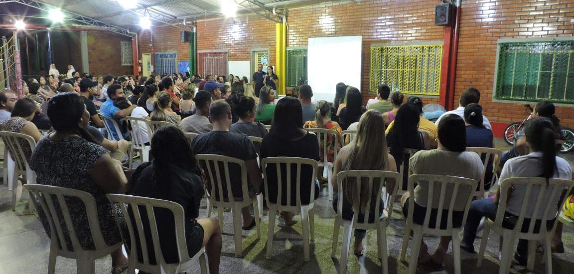 MFC Paranavaí: 2ª Formação para Pais