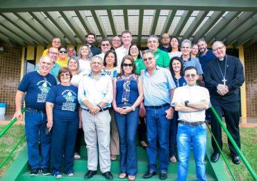 MFC Nacional: Visita a CNBB e Reunião com Comissão Vida e Família
