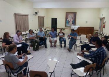 MFC Curiúva: Reunião