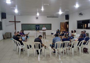 MFC Terra Rica: Noite de Formação e Espiritualidade