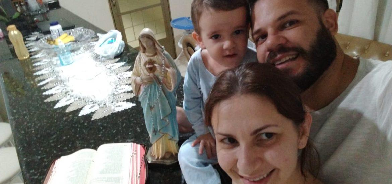 MFC Paranavaí: Terço pela WhatsApp