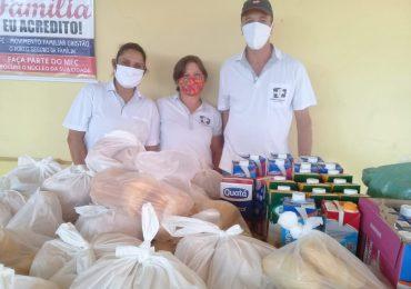 MFC Pitangui: Doações