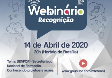 Acompanhe o nosso 2º Webinário de 2020