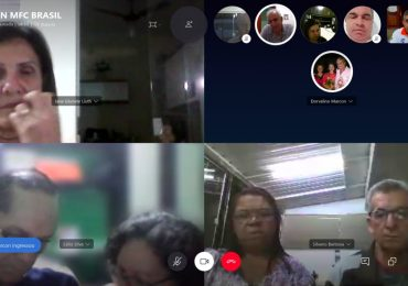 MFC Nacional: Videoconferência reúne CONDIN atual e CONDIN Anterior