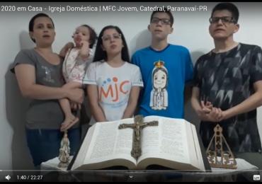 MFC Jovem Paranavaí: Encenação da Paixão de Cristo