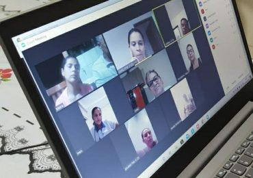 MFC Espinosa: 1ª Videoconferência