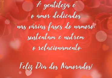 Feliz Dia dos Namorados!