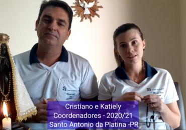 O MFC Santo Antonio da Platina: Terço Online