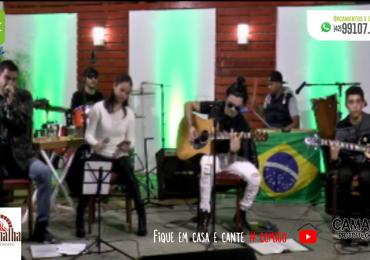 MFC Telêmaco Borba: Live Solidária