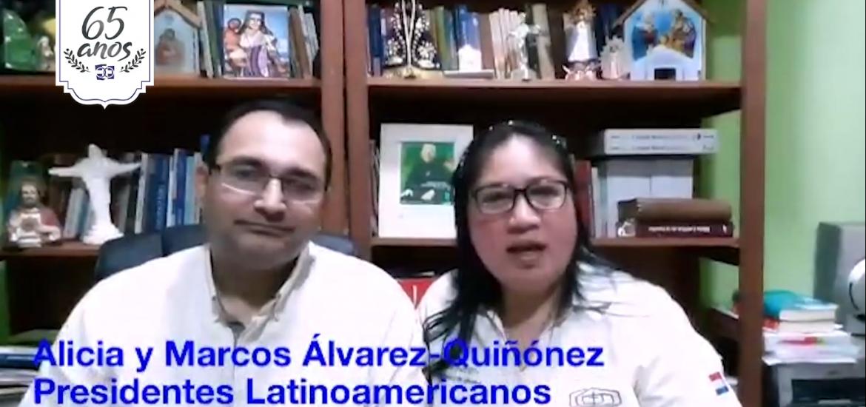 MFC Brasil: Mensagem dos Presidentes Latinoamericano aos 65 anos do MFC no Brasil