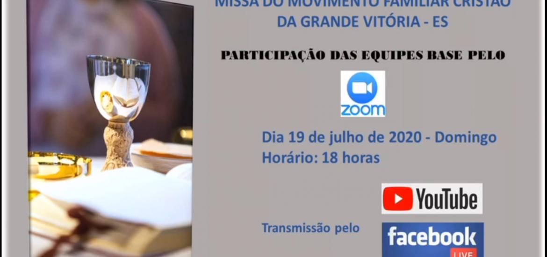 MFC Grande Vitória: Missa de 65 Anos do MFC