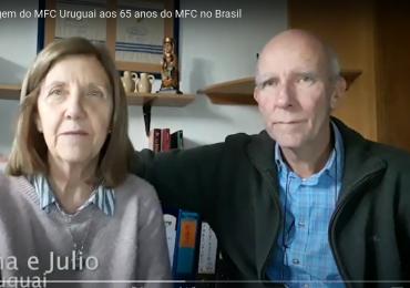 MFC Brasil: Mensagem do MFC Uruguai aos 65 anos do MFC no Brasil