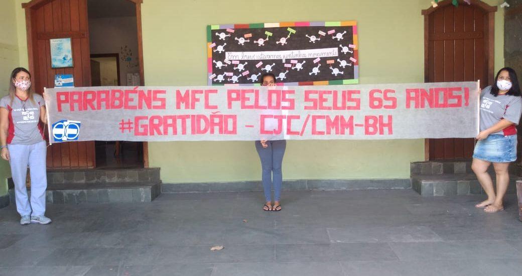 MFC Belo Horizonte: Homenagem