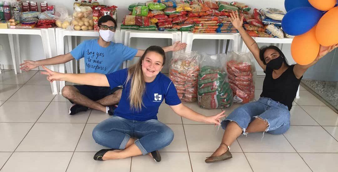 MFC Jovem Nova Esperança: Terço Solidário