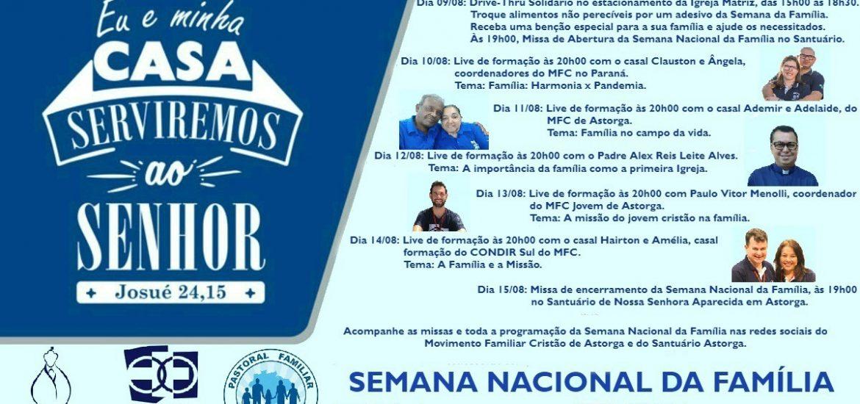 MFC Astorga: Semana da Família