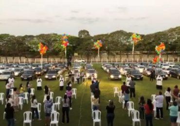 MFC Terra Rica: Semana da Família
