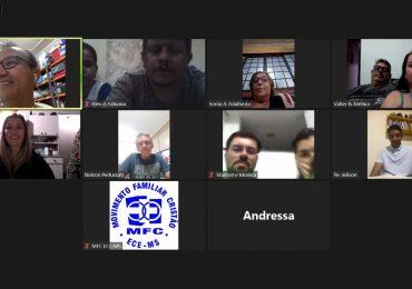 MFC Campo Grande: Reunião Coordenadores