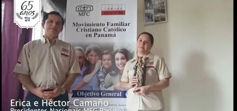 MFC Brasil: Mensagem dos Presidentes do MFC Panamá aos 65 anos do MFC no Brasil