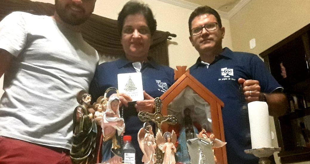 MFC Terra Rica: Terço Mariano – Semana da Família