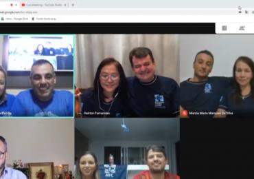 MFC Paranavaí, Astorga e Nova Londrina: Live para Casais