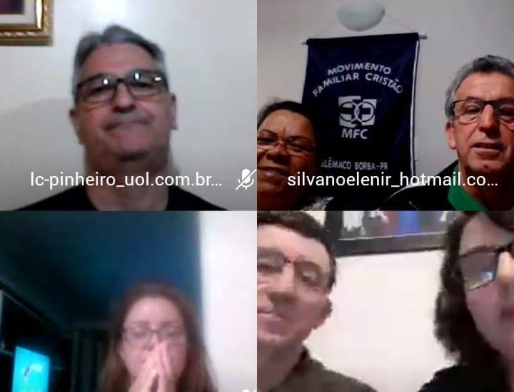 MFC Telêmaco Borba: Reunião de Planejamento