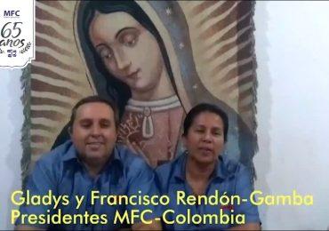 MFC Brasil: Mensagem dos Presidentes do MFC Colômbia aos 65 anos do MFC no Brasil