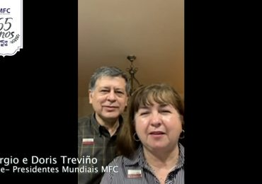 MFC Brasil: Mensagem dos Vice-Presidentes do MFC Mundial aos 65 anos do MFC no Brasil