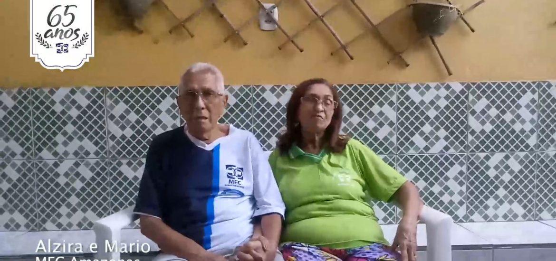 MFC Brasil: Mensagem dos Representantes do MFC Amazonas aos 65 anos do MFC no Brasil