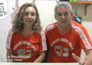 MFC Brasil: Mensagem dos Representantes do MFC Centro-Oeste aos 65 anos do MFC no Brasil