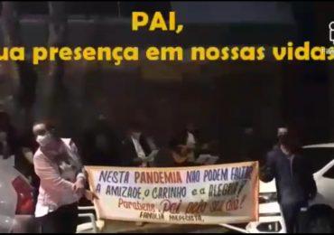 MFC Belo Horizonte: Homenagem ao Dia dos Pais
