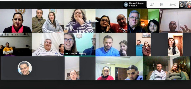 MFC Paraná: Reunião E.C.E.