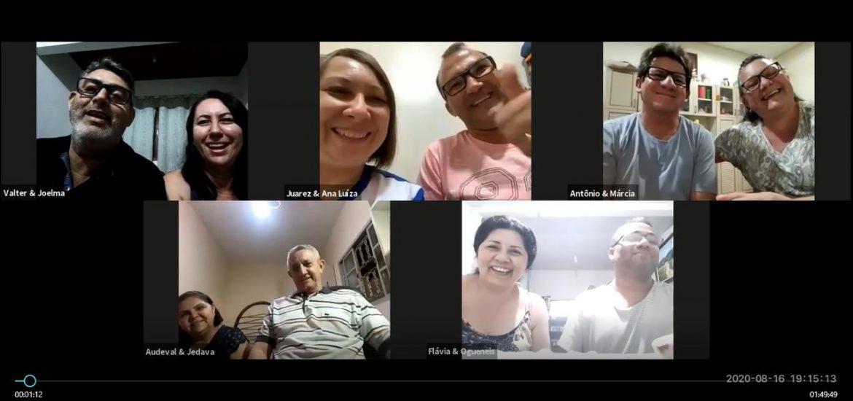 MFC Terenos: Reunião Equipe Base
