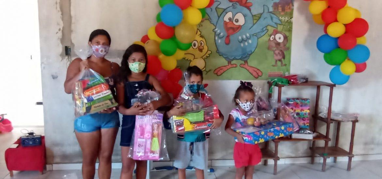 MFC Maranhão: Comemoração ao Dias das Crianças