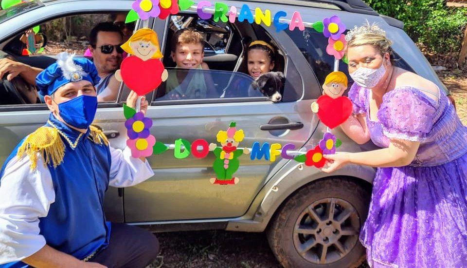 MIC Maringá: Dia das Crianças