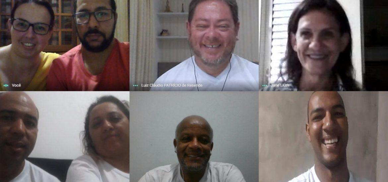 MFC Minas Gerais: Reunião Virtual da E.C.E.-MG