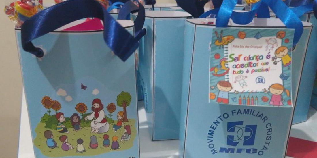 MIC Ortigueira: Surpresa para as Crianças