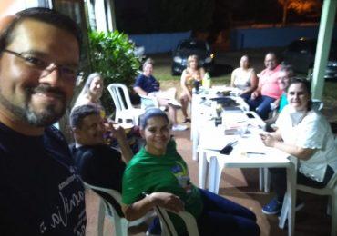 MFC Campo Grande: Reunião de Coordenadores de Equipes Base