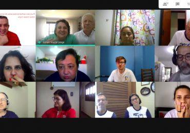 MFC Nacional: I Workshop Virtual Equipe de Metodologia e Conteúdo do 21º ENA