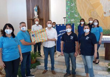 MFC Curitiba: Missa de Encerramento
