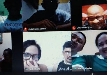 MFC Belém: Reunião de Equipes Base