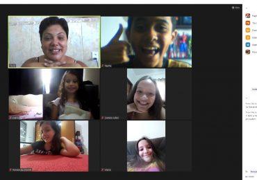 MFC Mirim Pirassununga: Reunião Online