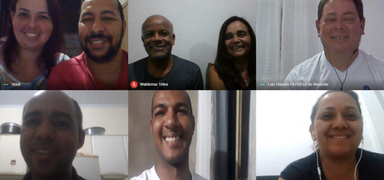 MFC Minas Gerais: Reunião Mensal da E.C.E.