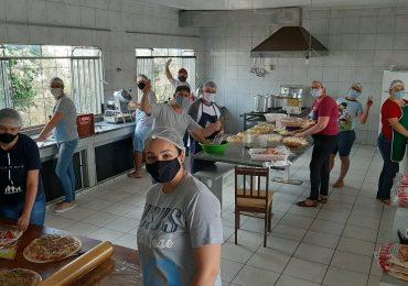 MFC Ortigueira: Venda de Pizzas