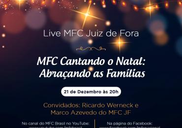MFC Juiz de Fora: Live de Natal