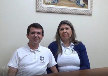 MFC Brasil: Mensagem dos Representantes do MFC Içara aos 65 anos do MFC no Brasil