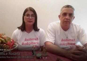 MFC Nacional: Mensagem de Ano Novo dos Coordenadores Nacionais