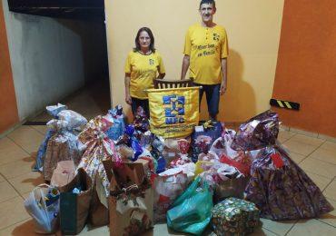 MFC Londrina: Ação Solidária de Natal